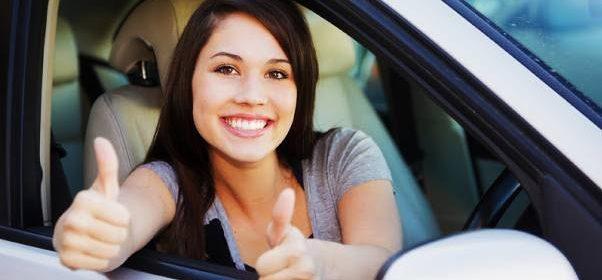 Жена се радва, че е взела шофьорска книжка